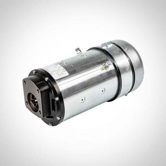 Brush DC Motors Wound Field Manufacturer
