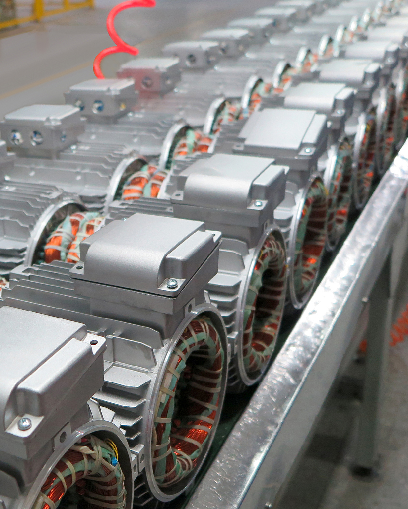 Wonder Electric AC Motor Line